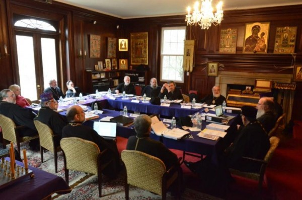 Holy Synod Spring Session opens March 17