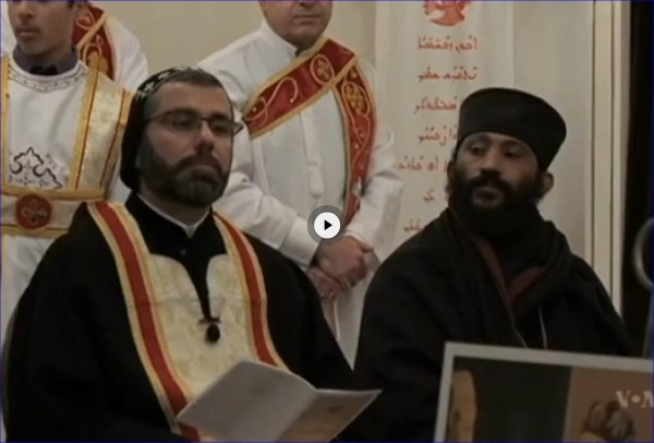 Iraq, Syria Christians in US Pray for End to Conflicts At Home