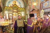 "The Kursk-Root Icon of the Mother of God ""of the Sign"" Visits Protection of the Holy Virgin Church in Cabramatta"