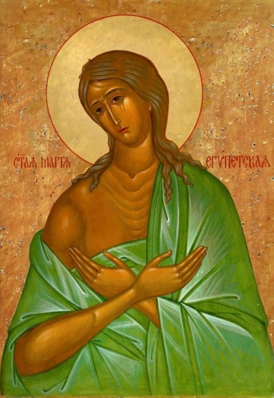 Overcoming Nature: On St. Mary of Egypt