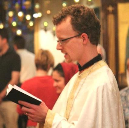Fr. David Chandler Poling