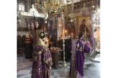 Metropolitan Hilarion begins pilgrimage to Mount Athos
