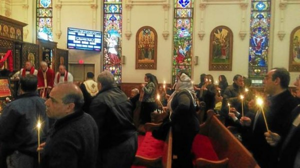 St. George Coptic Orthodox Church in Norristown honors 21 massacred Egyptians