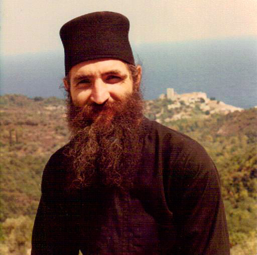 On Mount Athos. Photo: http://www.rocorstudies.org/