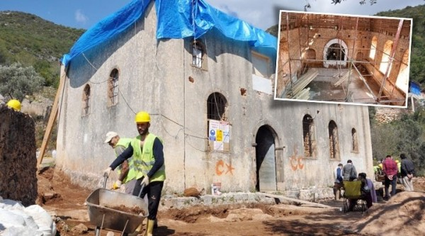 Historic Orthodox Church in south Turkey to be renovated after 142 years