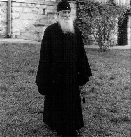 Saint Justin (Popovich) of Chelije