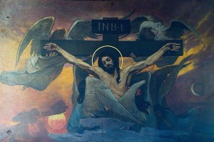 Great and Holy Friday: The Cross