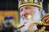 Russian patriarch sends Easter greetings to ISS crew