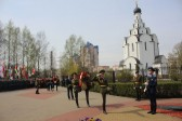 Chernobyl tragedy commemorated in Belarus