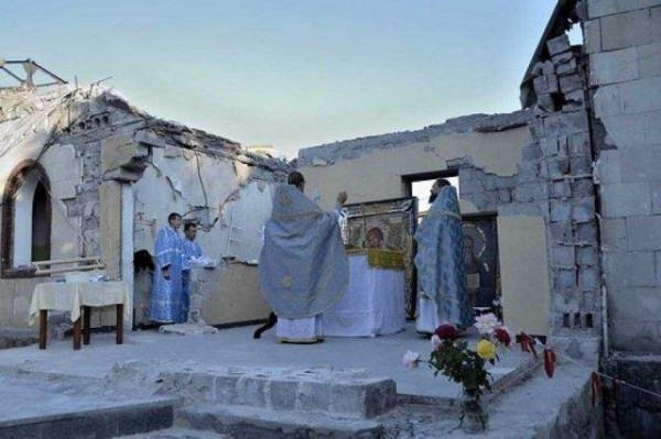 Donetsk republic to set up fund to restore churches in east Ukraine – official