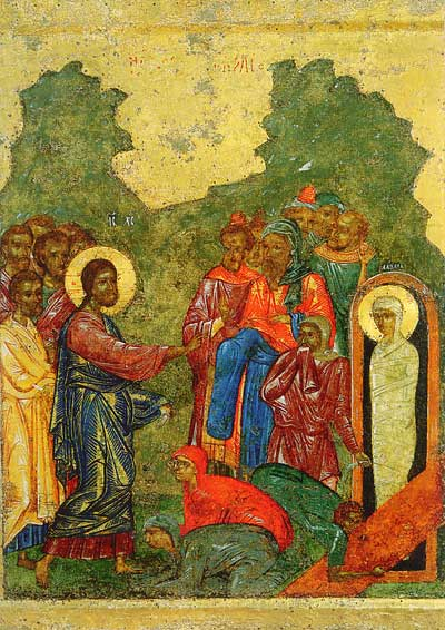 Why Did Christ Weep?: On Lazarus Saturday