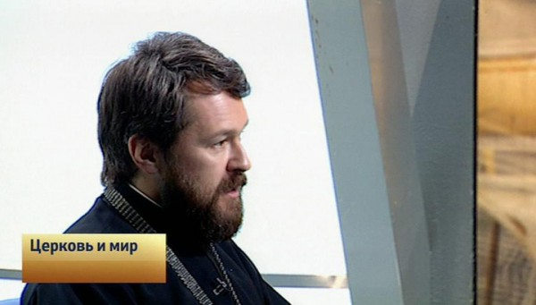 Metropolitan Hilarion: There is the genocide of Christians in the Middle East