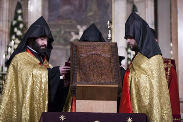 Armenian Church canonizes victims of Ottoman genocide