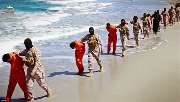 Terrorism: ISIS executed 30 Christians in Libya