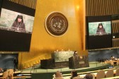 Moscow Patriarchate representative takes part in 69th UN General Assembly high-level debate