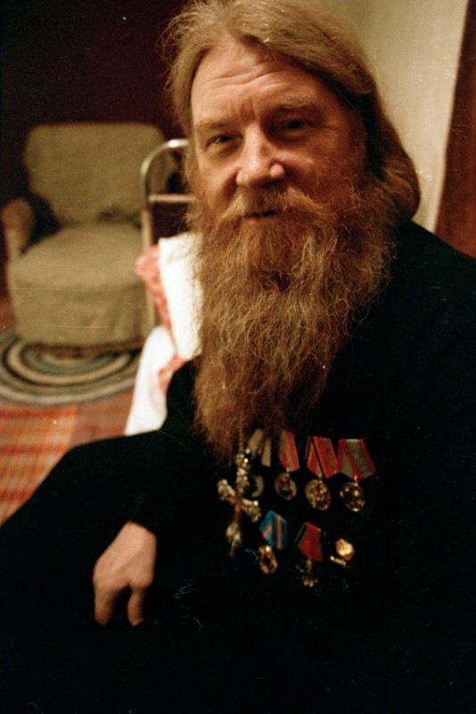Archimandrite Antipas. Photo by Fr. Tikhon (Shevkunov)