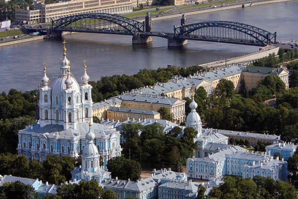 Historic cathedral returned to Russian Orthodox Church