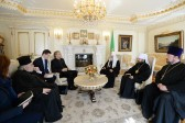Patriarch Kirill meets with General Secretary of World Council of Churches