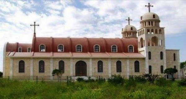 Islamic State Blew Up Syrian Church in 'Christian Hill' on Easter Sunday