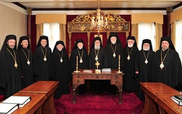 "Archbishop Demetrios: ""Marriage Is a Sacred Institution Between Man and Woman"""