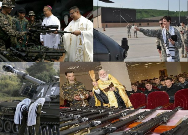 The Church and Weapons