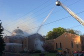 Knoxville Greek church holds first service after fire