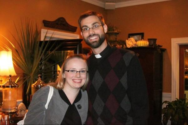 Fr. Philip and Kh. Kathryn