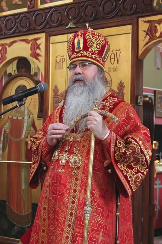 Metropolitan Tikhon: The Resurrection opens for us a path of joyful repentance