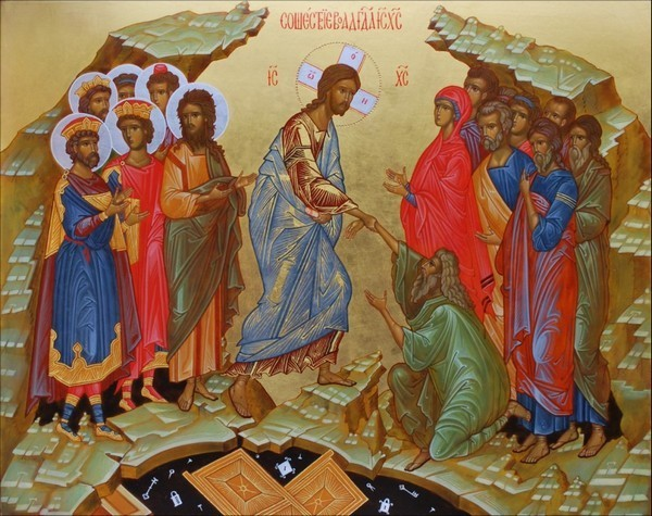 """Pascha is People's Passage from Sin to Righteousness Through the Death and Resurrection of Christ"""