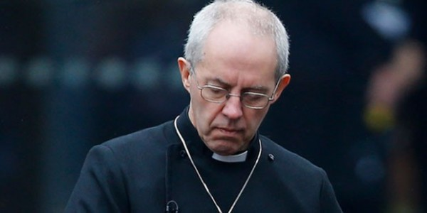 Archbishop Justin Welby visits Egypt to mourn Libya victims