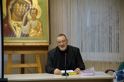 Vatican ex-advisor converts to Orthodoxy and becomes a monk in Moscow monastery
