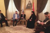 Delegation from Russia delivers humanitarian aid to Syria