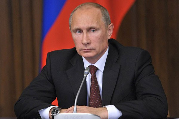 "V. Putin: ""As Long As I'm President, No Same-Sex Marriages to Be Legitimized in Russia"""
