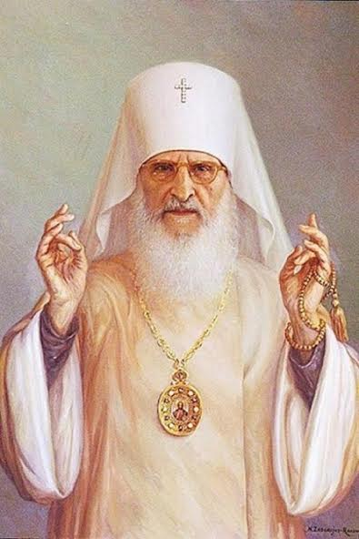 Marking the 50th Anniversary of the repose of Metropolitan Leonty