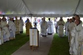 Faithful flock to St. Tikhon's Monastery for 111th annual Pilgrimage