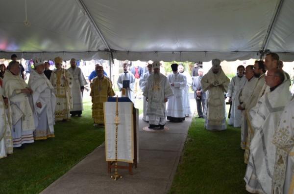 Faithful flock to St. Tikhon's Monastery for 111th annual Pilgrimage