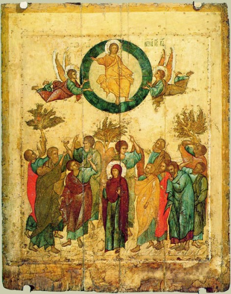 """Christ's Ascension to Heaven is Also Our Ascension to Heaven"""