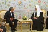 President Raul Castro Invites Russian Patriarch to Cuba