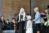 Primate of Russian Church addresses participants in concert held in Red Square on the Day of Slavic Literature and Culture
