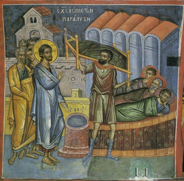 """"""" There is One Who Never Passes by Anyone"""": On the Paralytic of the Pool Of Bethesda"""