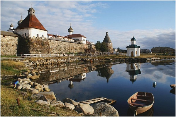 Pilgrims to walk by foot from Red Square to Solovetsky Monastery