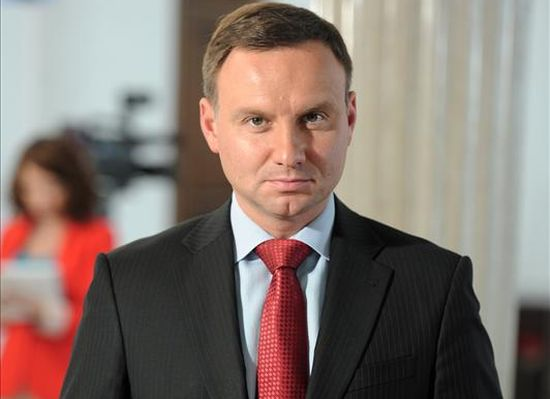 His Holiness Patriarch Kirill's greeting to Mr. Andrzej Duda on his election as President of Poland