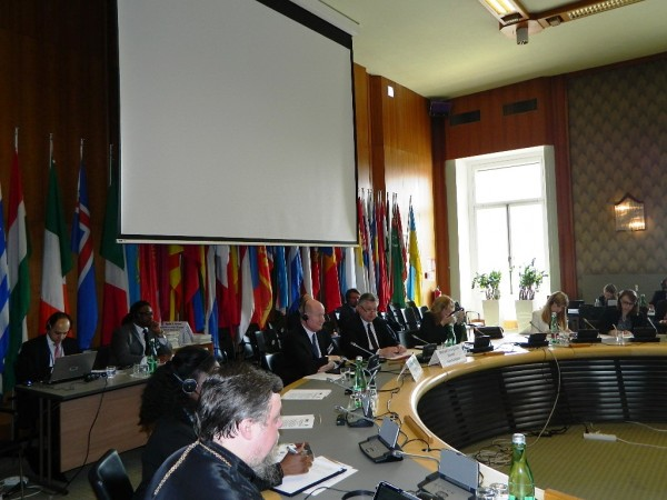 OSCE conference on discrimination and intolerance towards Christians