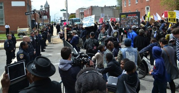 Freddie Gray: Baltimore's Orthodox Churches Release Statement