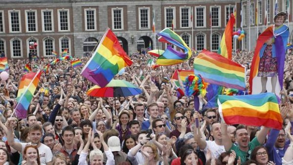 Ireland Passes Historic Legislation Legalizing Gay Marriage