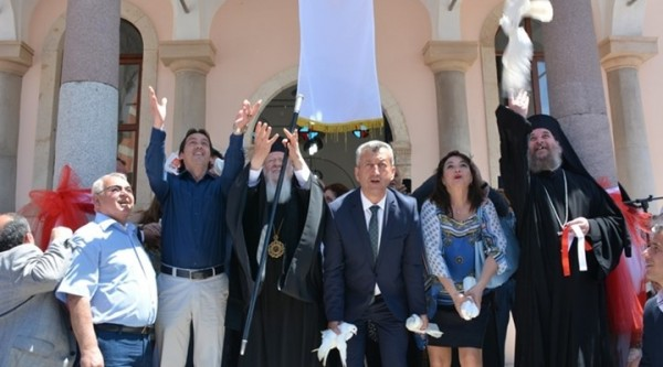Greek orthodox church in west Turkey opens after 93 years