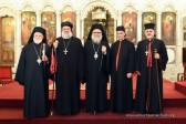 Mideast Patriarchs urge world to help Christians survive