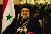 Syrian Orthodox patriarch begins visit to Rome