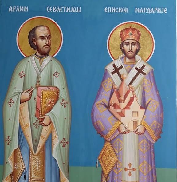 Serbian Orthodox Church glorifies two North Americans