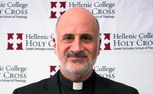 Hellenic College Holy Cross Announces Election of New President